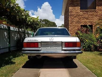 1979  Mercedes Benz 450SEL (W116) Wynnum West Brisbane South East Preview