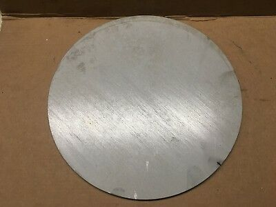 14 Inch 304l Stainless Steel Platedisccut Out X 7 78 Inch Diameter