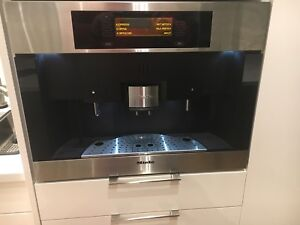 Miele built in coffee system