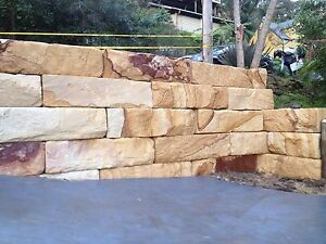 Retaining walls Long Jetty Wyong Area Preview