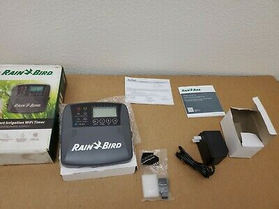 Rain Bird 8-Zone Smart Irrigation Wi-Fi Timer Version 2.0