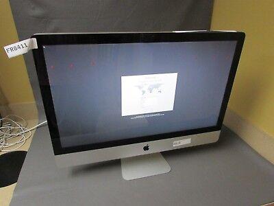 """Apple iMac MC784LL/A i7 2.93ghz 27"""" 16gb RAM 1TB HDD (Mid-2010) Warranty FR8411"""