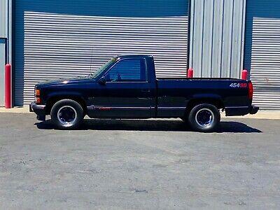 1990 Chevrolet C/K Pickup 1500 454ss 111K MILES 1990 Chevrolet 454SS C1500 PickUp 454 V8 SUPER CLEAN BIG BLOCK LOW MILES REG CAB