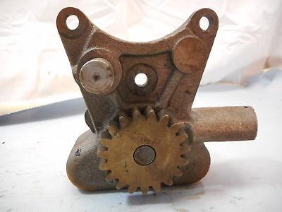 Massey Ferguson Perkins 3.152 Oil Pump 41314078 20 30 35 40 165 Super Dexta