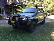 2003 sr5 4x4 hilux factory turbo Diesel 1kz low ks  Ulladulla Shoalhaven Area Preview