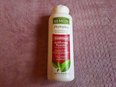 Antifungal Powder 3 Oz Bottle (Medline Remedy Phytoplex Antifungal Powder 3 oz. Bottle )