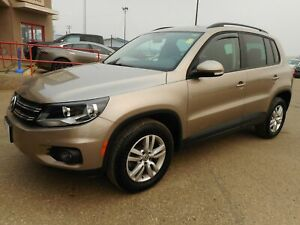 2015 Volkswagen Tiguan Trendline/Heated Seats NO CREDIT CHECK FI