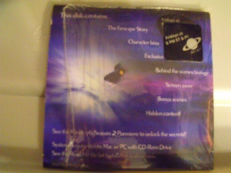 Farscape Series Memorabilia, Lot, Various Items for Serious Fans.