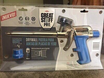 Dow Great Stuff Pro Flexible Drywall Gasket Dispensing Gun 99085895