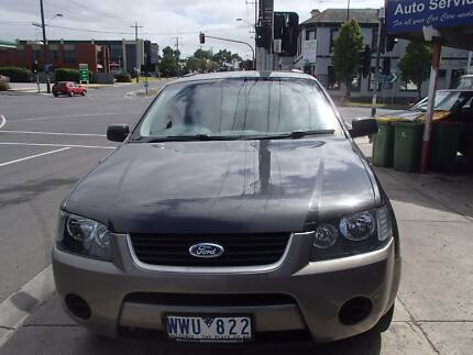 2009 Ford Territory SUV