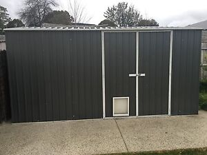 Highlander Colourbond Shed 2 years old great condition Doncaster Manningham Area Preview
