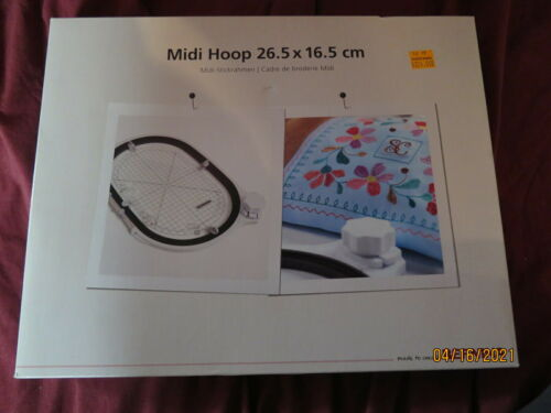 NEW Bernina Midi Hoop 26.5x16.5cm Embroidery Sewing GH2145