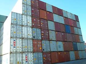 SHIPPING CONTAINERS FOR SALE 10FT20FT40FT SALE SALE ON NOW !!!! Shepparton City Preview