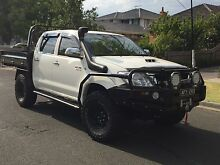2011 Toyota Hilux turbo diesel 4x4 Coburg Moreland Area Preview