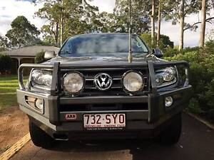 2012 Volkswagen Amarok Dual Cab Ute Highfields Toowoomba Surrounds Preview