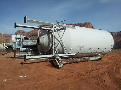 Cement Concrete Ready Mix Batch Plant Silo 60 Ton 2674