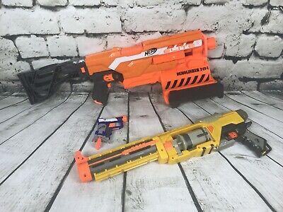 Nerf Elite 2-in-1 Demolisher, Nerf JOLT, Nerf Spectre Rev-5 - Nerf Lot