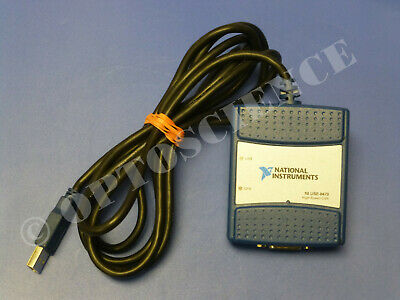 National Instruments Ni Usb-8473 Can Interface Device 194210d-02l