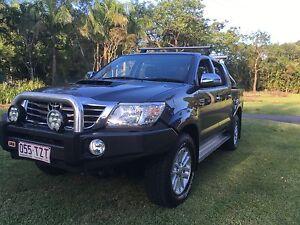 2014 Toyota Hilux Ute Eumundi Noosa Area Preview