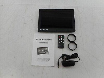"RegeMoudal IPS LCD Panel Smart Digital Picture Frame, 12"" (Black)"