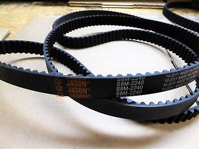 Jason Industrial S8m 2240 Belt