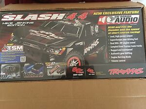 Traxxas slash 4X4 New with TSM and Audio Madeley Wanneroo Area Preview