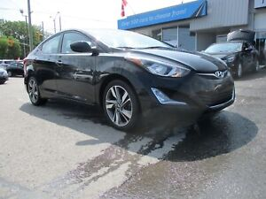 2015 Hyundai Elantra GLS SUNROOF, HEATED SEATS, ALLOYS, BACKU...