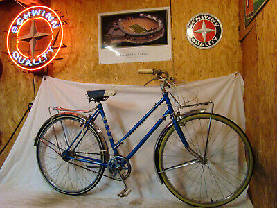 1964 HERCULES 3-SPEED LADIES ROAD CRUISER BICYCLE SPORTS RALEIGH TRIUMPH AMF BSA