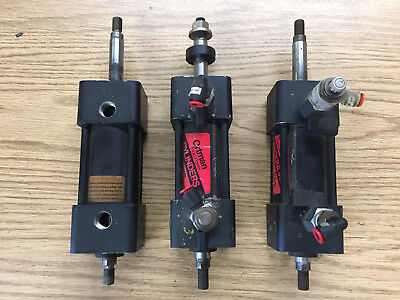 Ortman Double Acting Pneumatic Cylinder 2.0 Bore X 2 Stroke