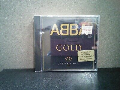 Abba Gold: Greatest Hits     (CD)     BRAND NEW    DB 3032