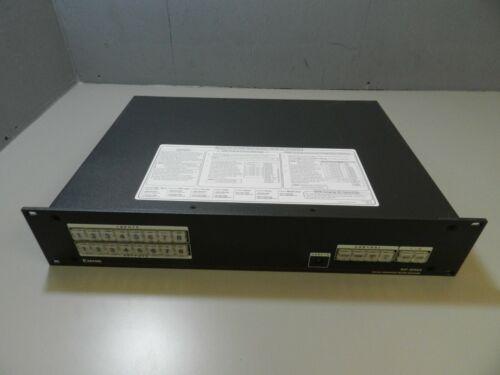 Extron DXP 44 DVI DXP Series Digital Crosspoint Matrix Switcher p/n 33-1720-01