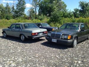 1992 Mercedes 300E *Selling as is*