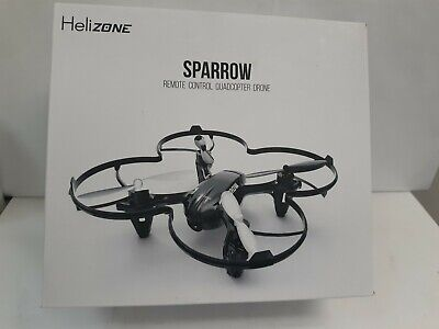 Helizone Sparrow Mini Drone with 2 MP HD Camera Quadcopter For Video Recording w