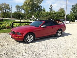 2008 Ford Mustang Convertible CLEAN and FUN!!!!