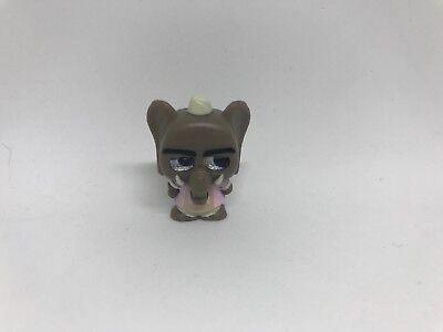 Disney Doorables Zootropolis Zootopia Jumbeaux Mini Figure Toy Rare