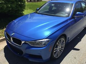 2014 BMW 335i with M Sport Package