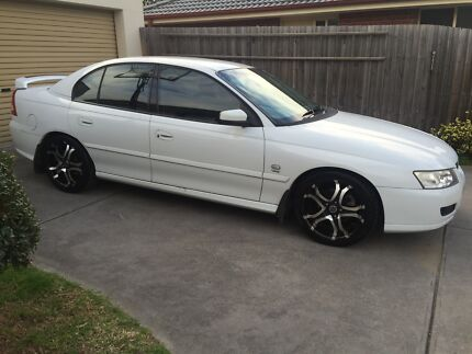 2004 VZ Executive V8 Holden Commodore Bayswater Knox Area Preview