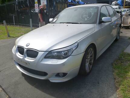 Wrecking BMW E60 530i MSport - All Parts (23837) Revesby Bankstown Area Preview