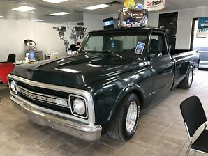 1969 Chevy C10 Custom Supersport? long box with SS rim airride