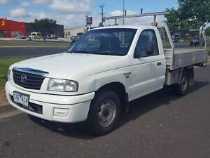 2003 Mazda B2600 Ute Traralgon East Latrobe Valley Preview