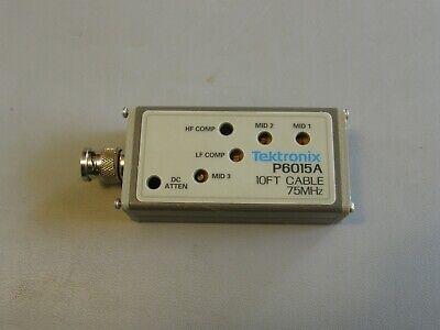 Tektronix P6015a Compensation Box 75mhz