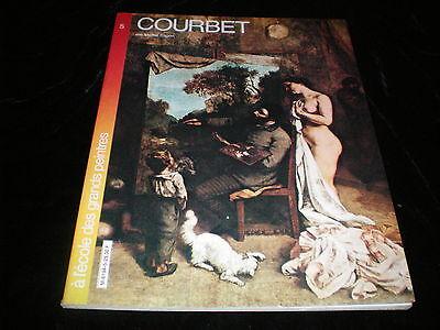 Escuela Las Grandes Pintores 5: Gustave Courbet