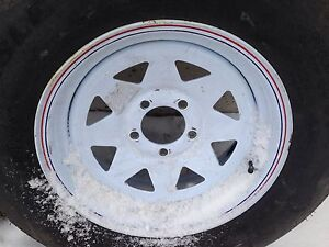 15 inch radial trailer tire