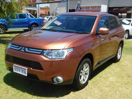 2013 Mitsubishi Outlander - AUTO SUV-IMMAC, DON'T JUDGE BY K'S Rockingham Rockingham Area Preview