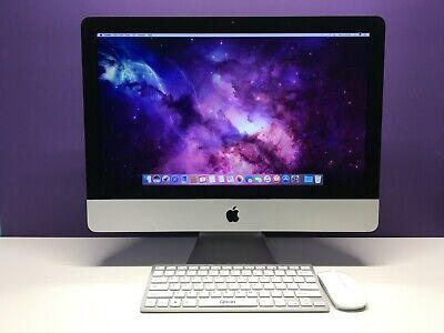 Apple iMac 21.5 Desktop / Intel Core / OS-2018 / 500GB Storage / 3 Year Warranty