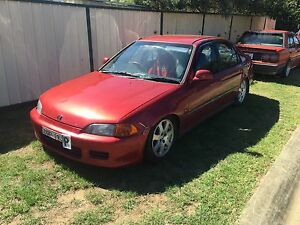 Honda Civic EG8 Cranebrook Penrith Area Preview