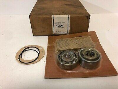 Gast Vacuum Blower K 296 K-296 K296 Repair Kit Incomplete See Pics