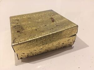 Jewelry box found Albert Park Port Phillip Preview