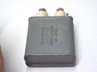 High Voltage Oil Filled Capacitor 0.1uf 2500v
