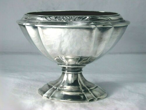1941 DECO ORNATE ETERNALLY YOURS 1847 ROGERS BROS WASTE SLOP BOWL URN